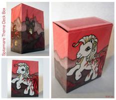Spitemare Theme Deck Box