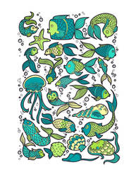 Funny Fishies
