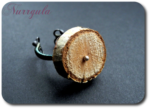 Birch and Silver - more to come... Ring
