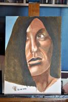 Portrait studie3 by Max-Zorin