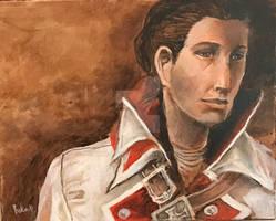 Acryl Paint of AC Shay Comack
