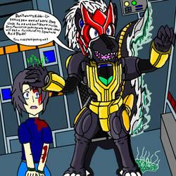 Acid Blade!! by YamiNetto
