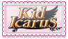 kid icarus stamp by zanui