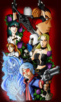 Devil May Cry 4 Colors