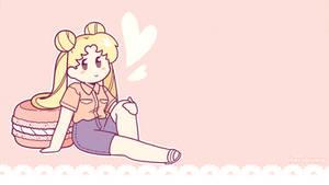 sailor macaron