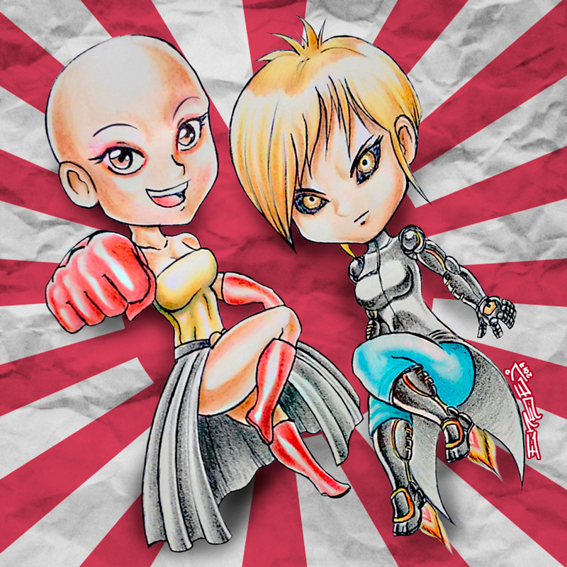 Rule 63 Ogo Meets Rainbow Blitz by Cartuneslover16 on