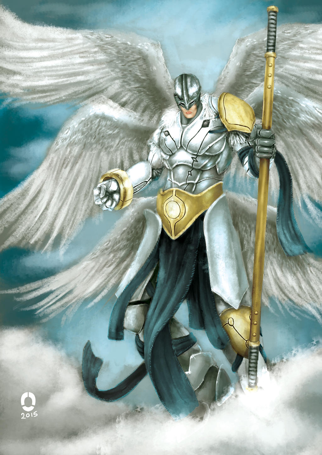 Image Result For Archangel Coloring Pages