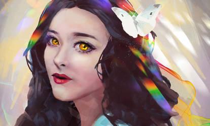 The Rainbow by dorianclock