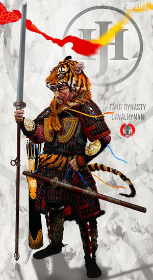 Chinese Tiger Knight Version 2