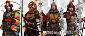 Tang Warriors