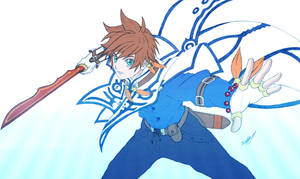 Sorey The Sheperd by EvanOdinson