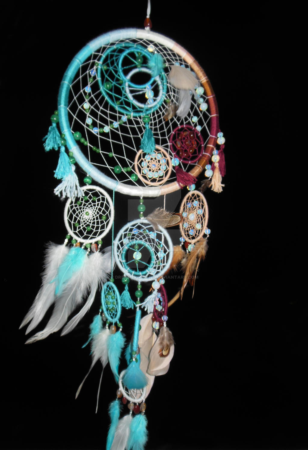 Colorful dreamcatcher | dream catcher |Traumfanger by ...