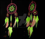 Dreamcatcher  ~Color therapy for sweet dream~