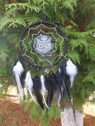 Decorative Dreamcatcher ~Owl~
