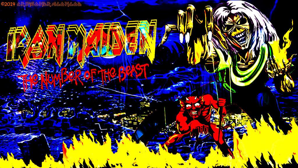 Iron Maiden - The Beast At Odeon