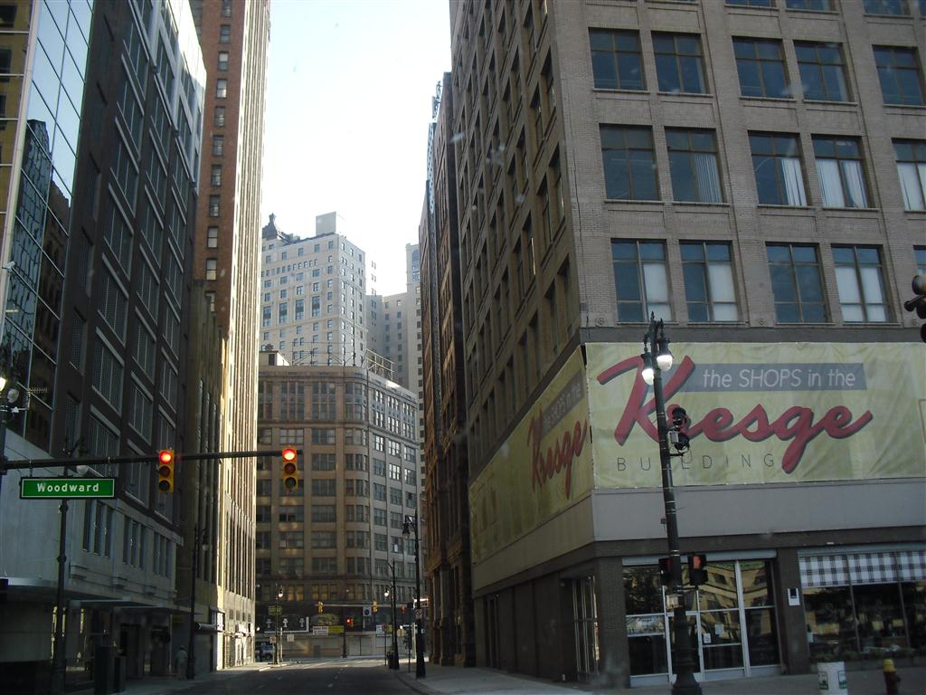 Streets of Detroit by RubenRox