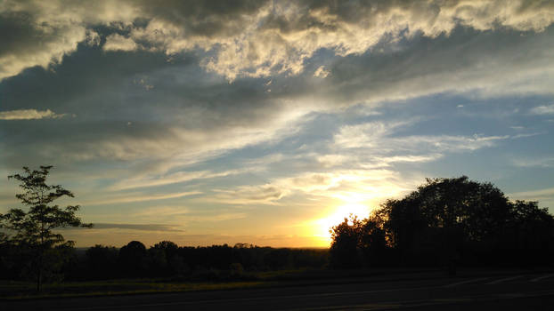 Route 30 Sunset