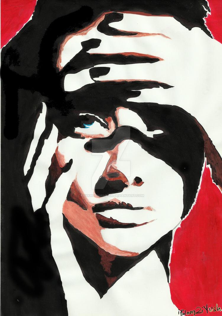 Blue Eyed Diva by psykhotomimetik