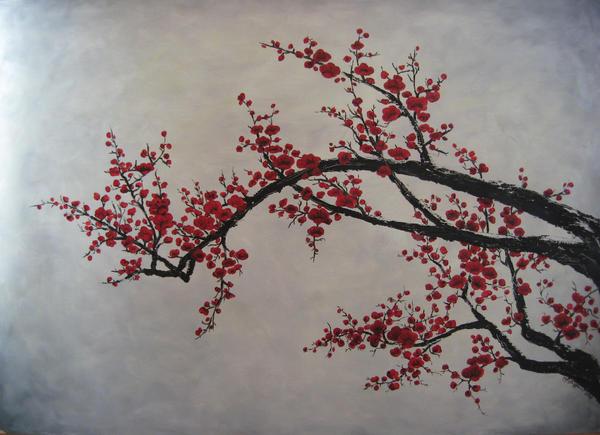 china landscape cherry trees - photo #18