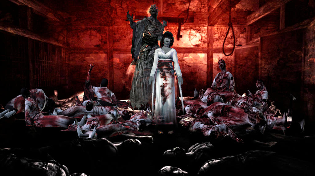 Some of the top horror games of all time with no fluff or spoilers Image result for fatal frame 2
