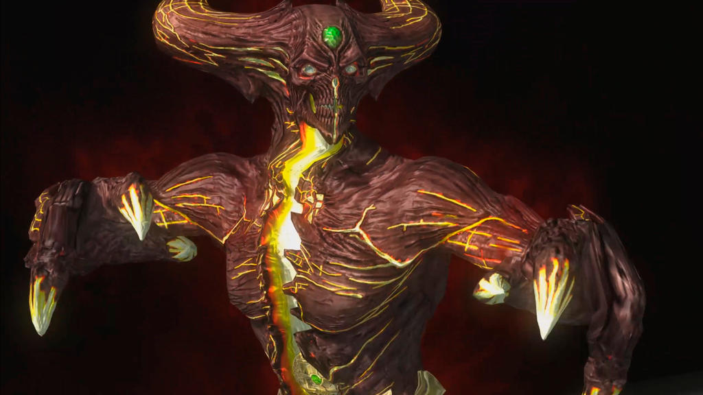 Corrupted Shinnok Wallpaper Related Keywords & Suggestions