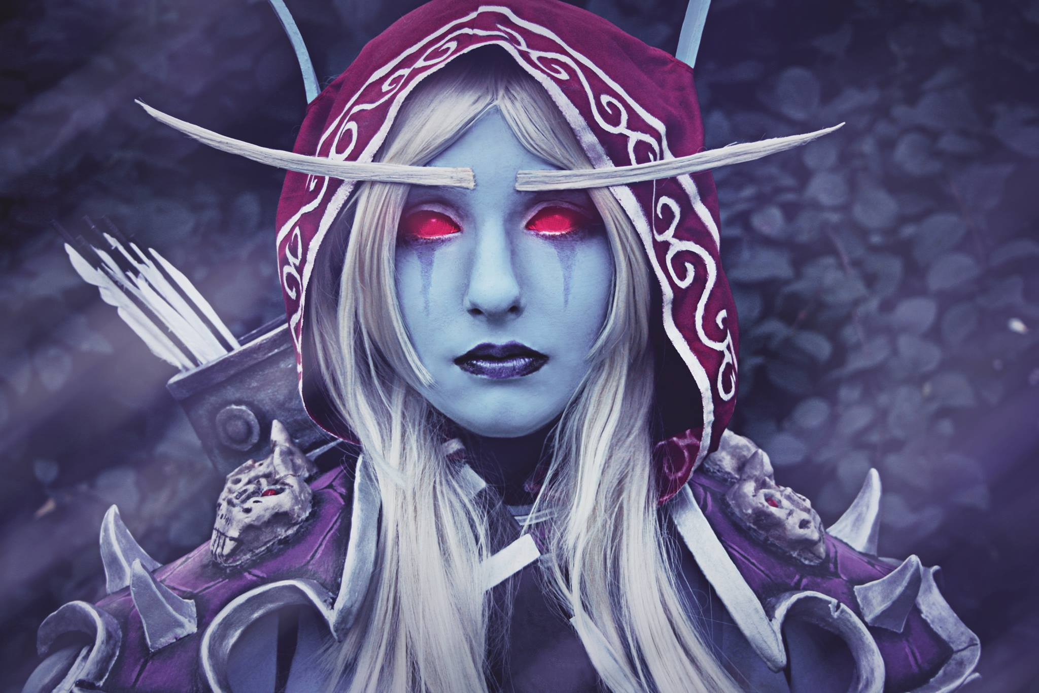 Wow sylvanas cosplay erotic picture