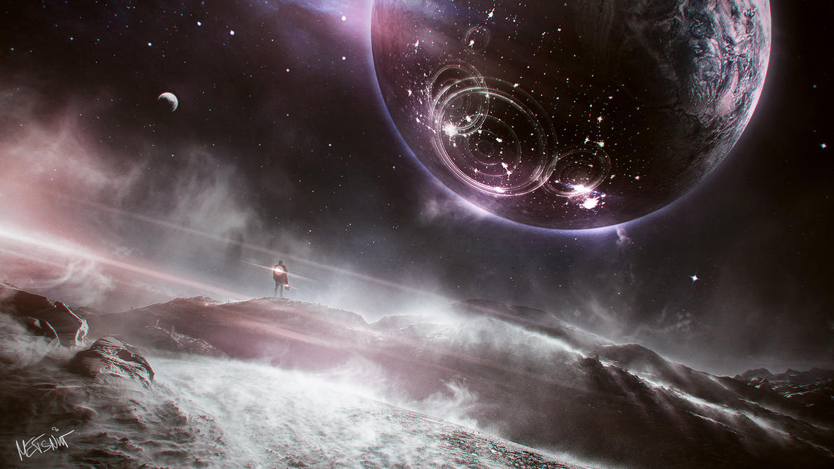 Obsidian Skies by vaporization