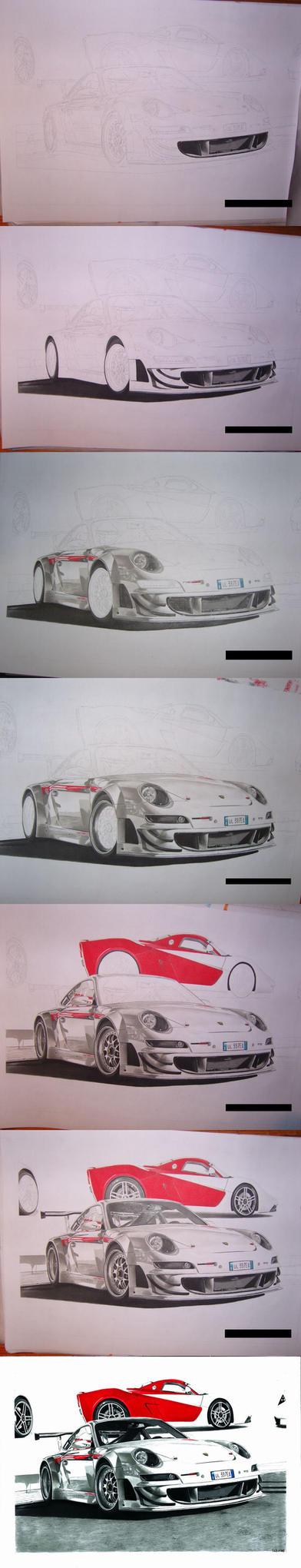 Porsche RSR W.I.P by przemus