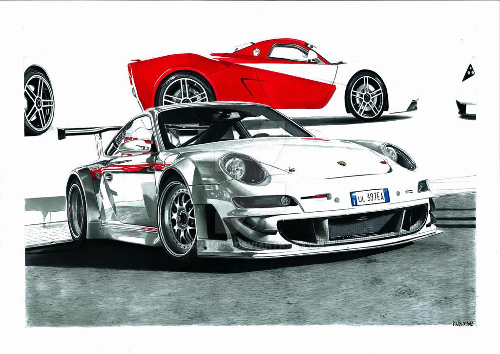 Porsche RSR by przemus