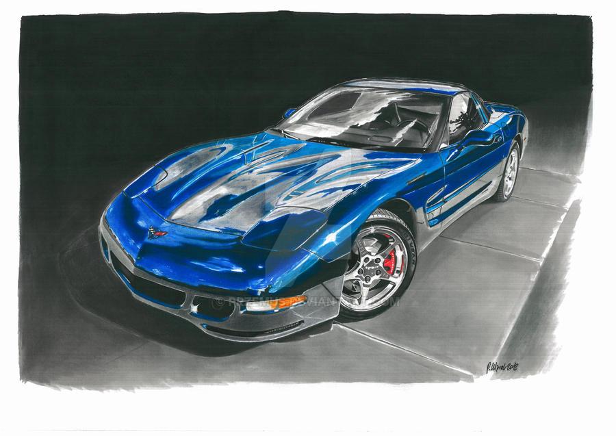 Corvette by przemus