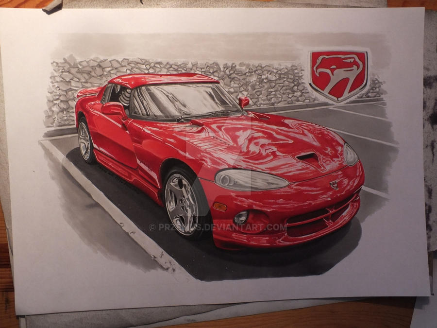 Dodge Viper RT/10 by przemus