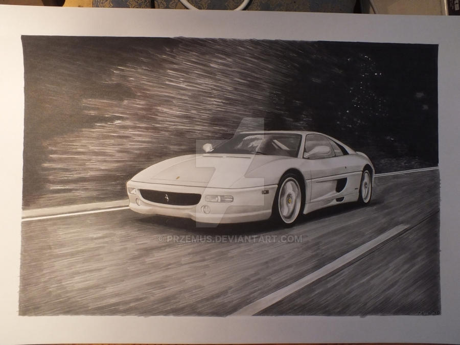 Ferrari 355 GTS 2 by przemus