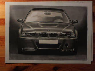 BMW M3 CSL by przemus