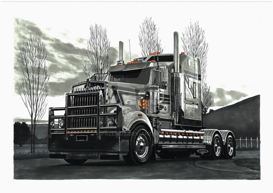 Truck by przemus