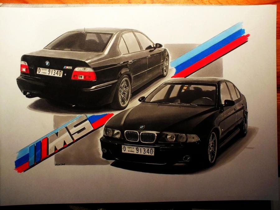 BMW M5 e39 by przemus