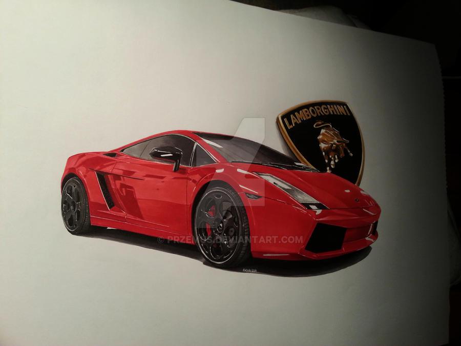 Lamborghini Gallrdo by przemus