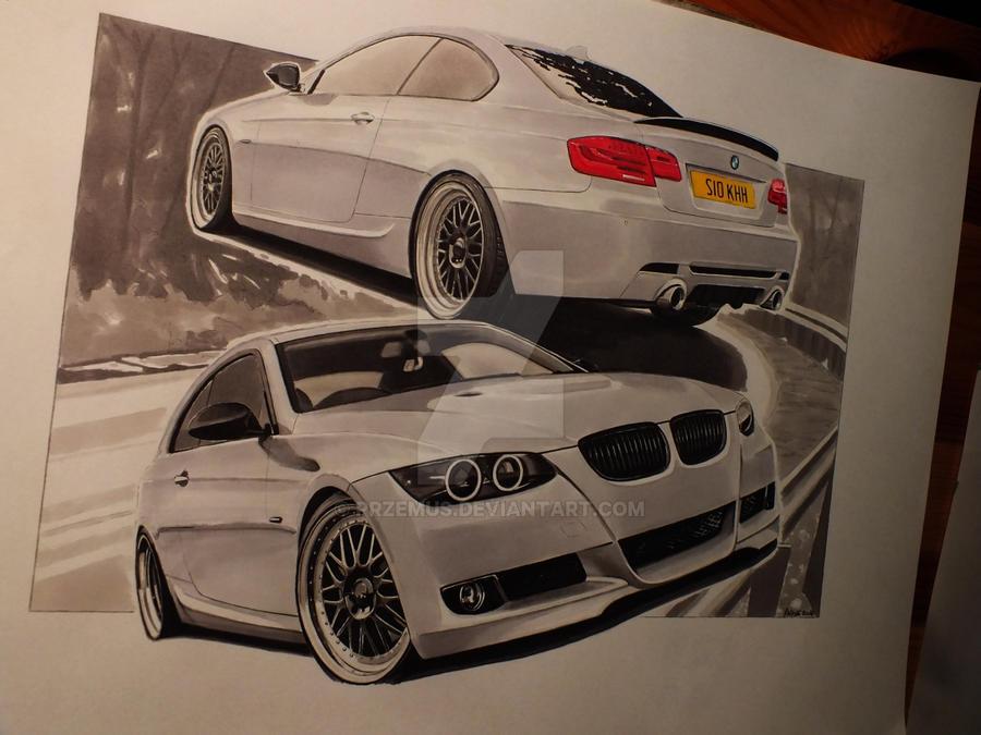 BMW by przemus