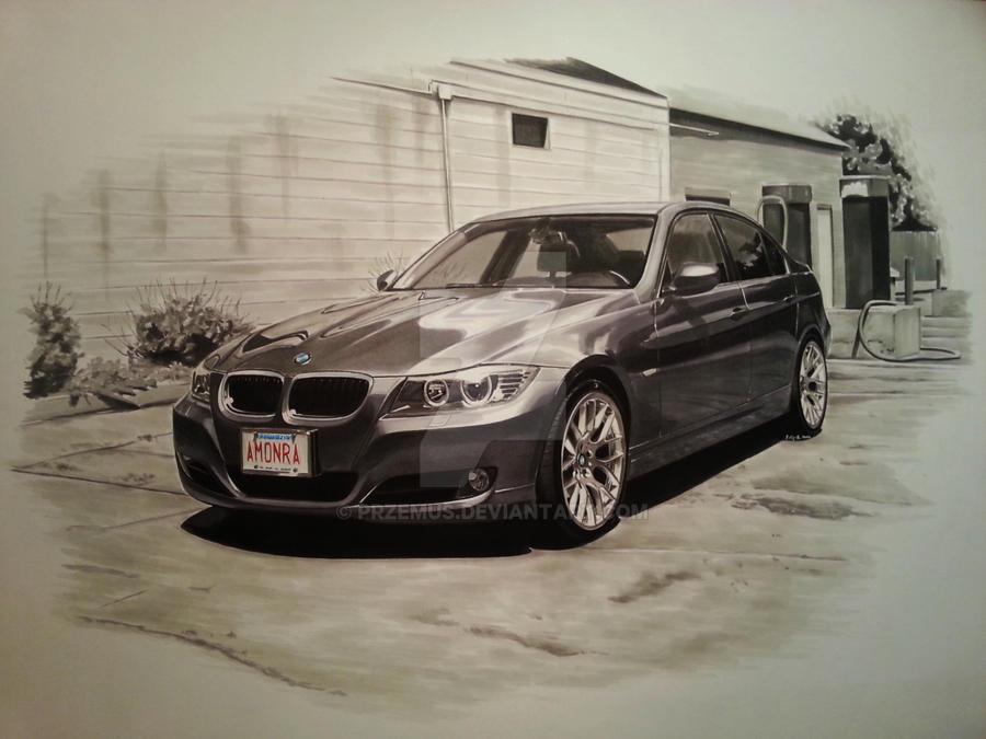 BMW3 by przemus