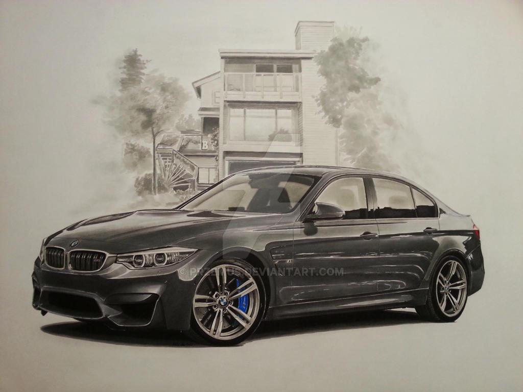 BMW f80 M3 by przemus