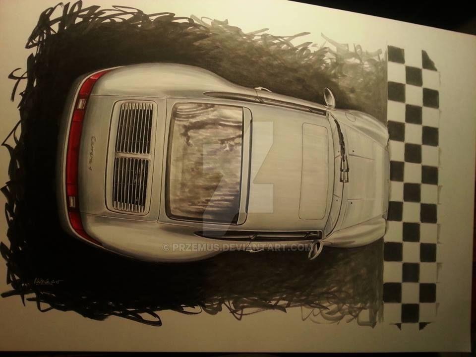 Porsche III by przemus