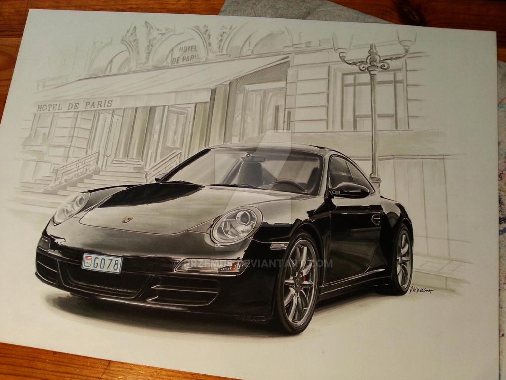 Porsche by przemus