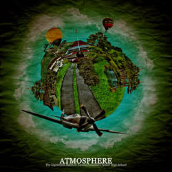 Atmosphere's Yearbook Concept by bianmisplaced