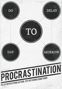 Procrastination v2
