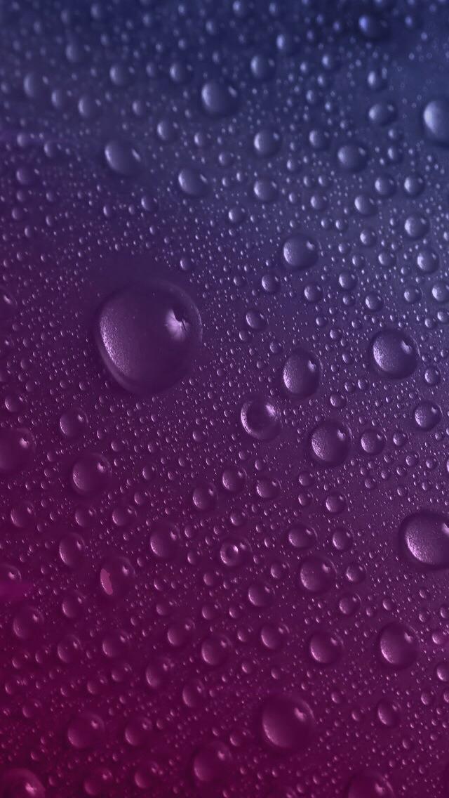 Water Drops IPhone 5 Wallpaper By Prose7en