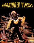 FORBIDDEN PLANET by GORMANDRA
