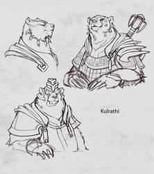 Kulrathi Sketches