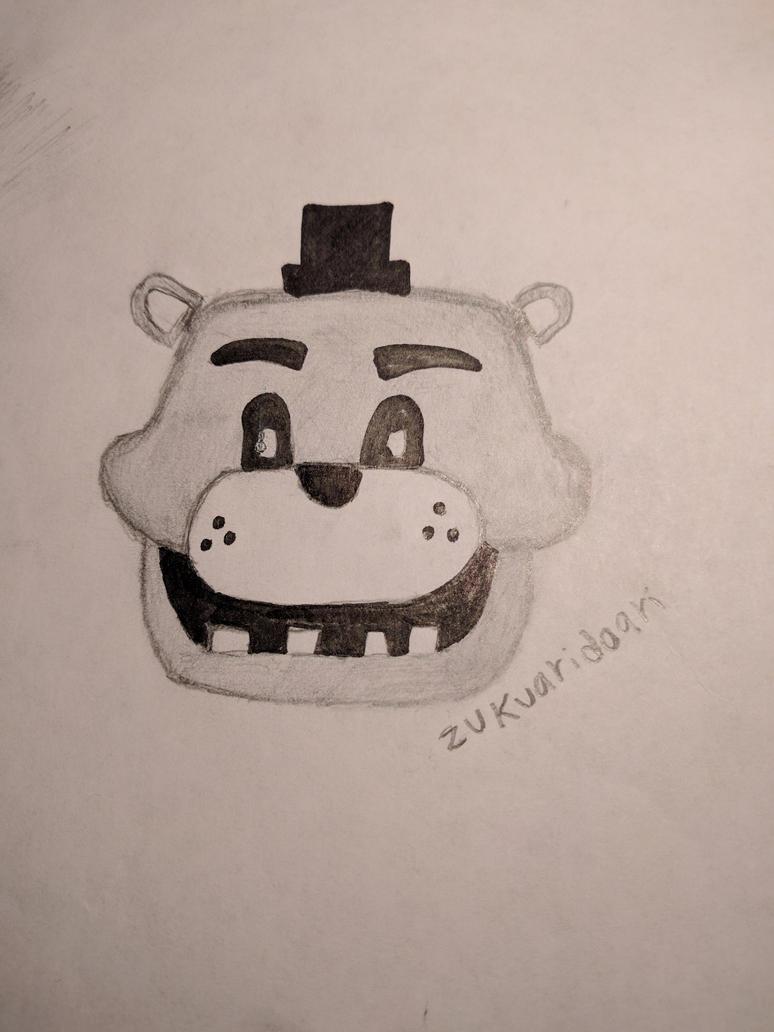 Freddy Fazbear by Zukuaridoari