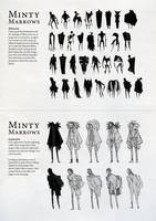 Minty Marrows: 1 by SamYangArt