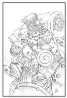 Warcraft-Gallywix by LudoLullabi