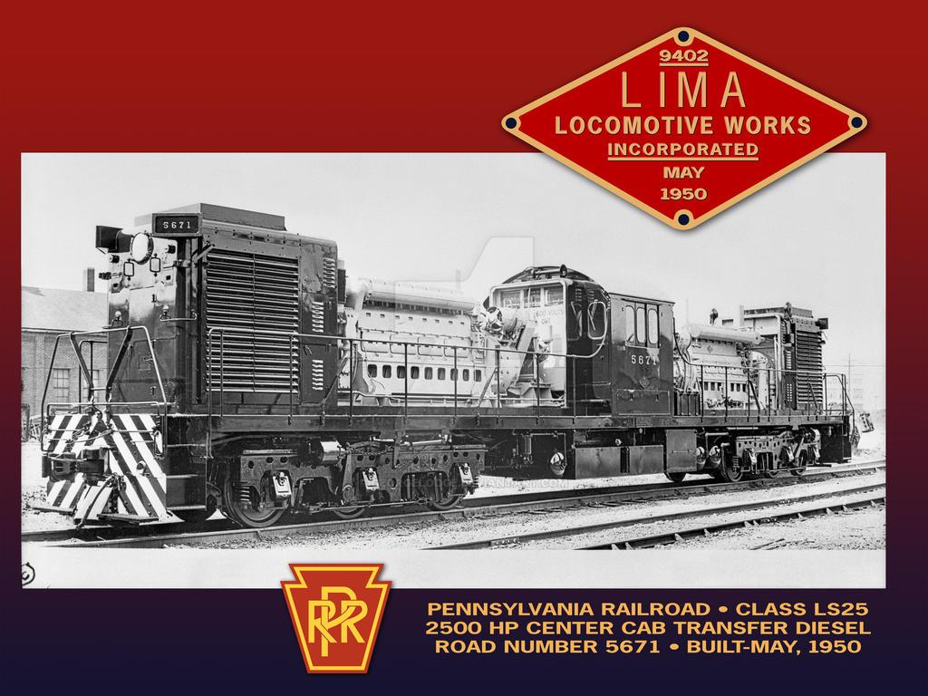 Lima Transfer Diesel by GeorgeLodge